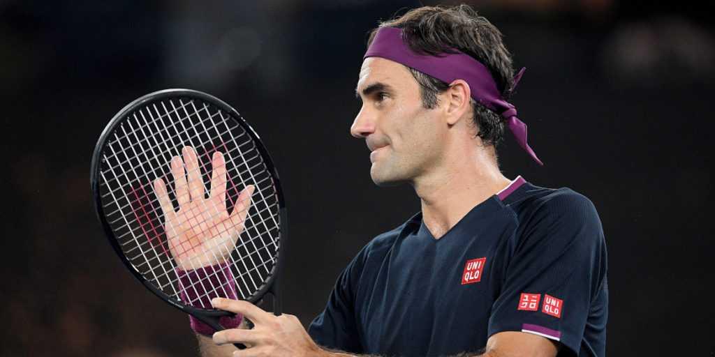 Roger Federer, intacto: vuelve al circuito en el Abierto de Australia a sus  39 años - CSP